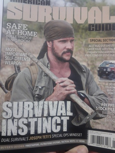 american survival guide magazine review